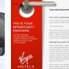 Virgin Hotels, Bransons nya satsning